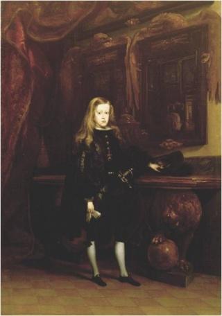 Velázquez y la familia de Felipe IV en el Museo del Prado Imagen41