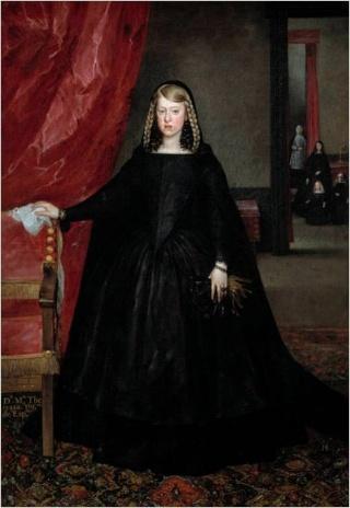 Velázquez y la familia de Felipe IV en el Museo del Prado Imagen44
