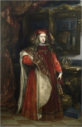 Velázquez y la familia de Felipe IV en el Museo del Prado Imagen46