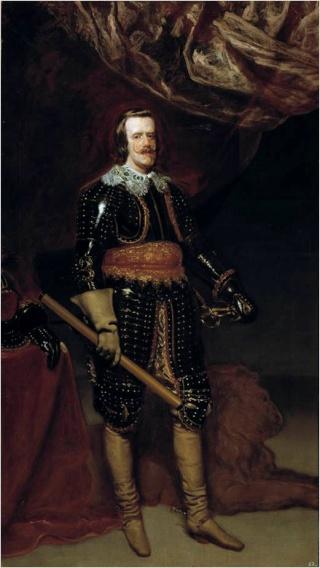 Velázquez y la familia de Felipe IV en el Museo del Prado Imagen47