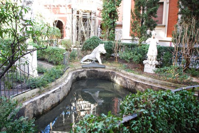 Museo Cerralbo Jardin10