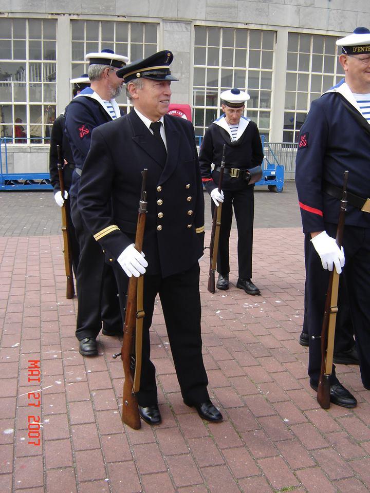 """Décès de  Emile Hasseweer dit""""mimille""""Ancien Force Navale 14867110"""