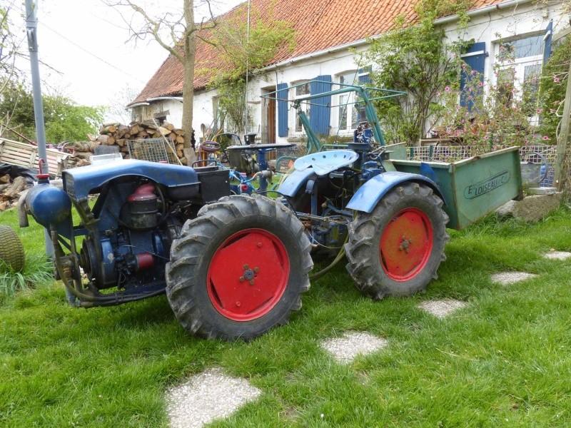 Petits tracteurs 4 roues motrices Pasqua12