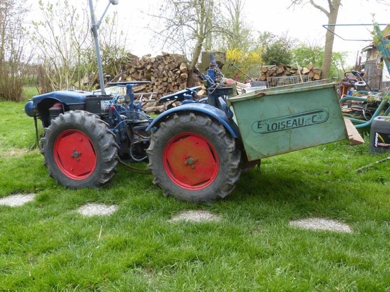 Petits tracteurs 4 roues motrices Pasqua13