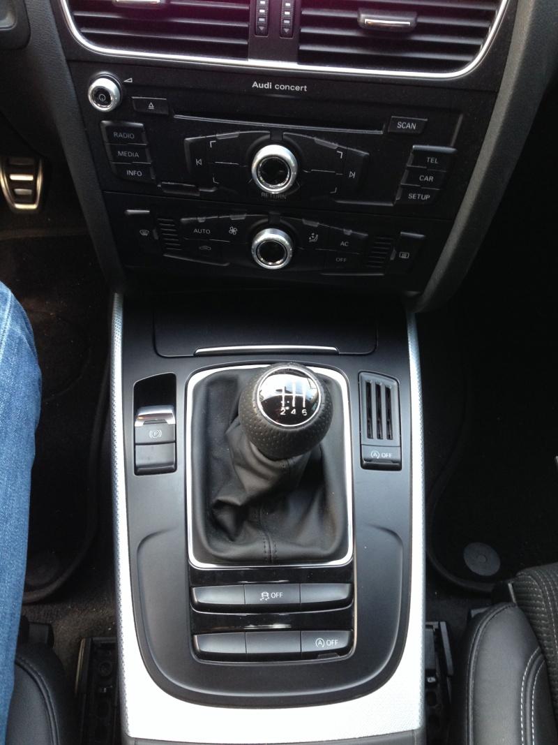 Audi drive select du pauvre. Img_1412