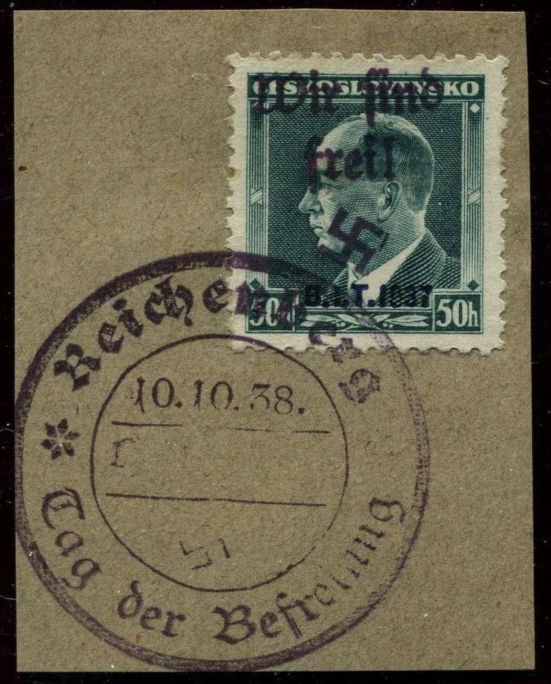 sudetenland - Sudetenland - Ausgabe für Reichenberg 124_br10