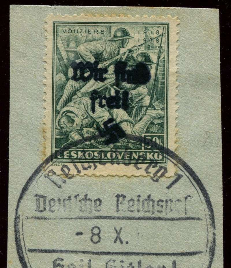 sudetenland - Sudetenland - Ausgabe für Reichenberg 132_br10