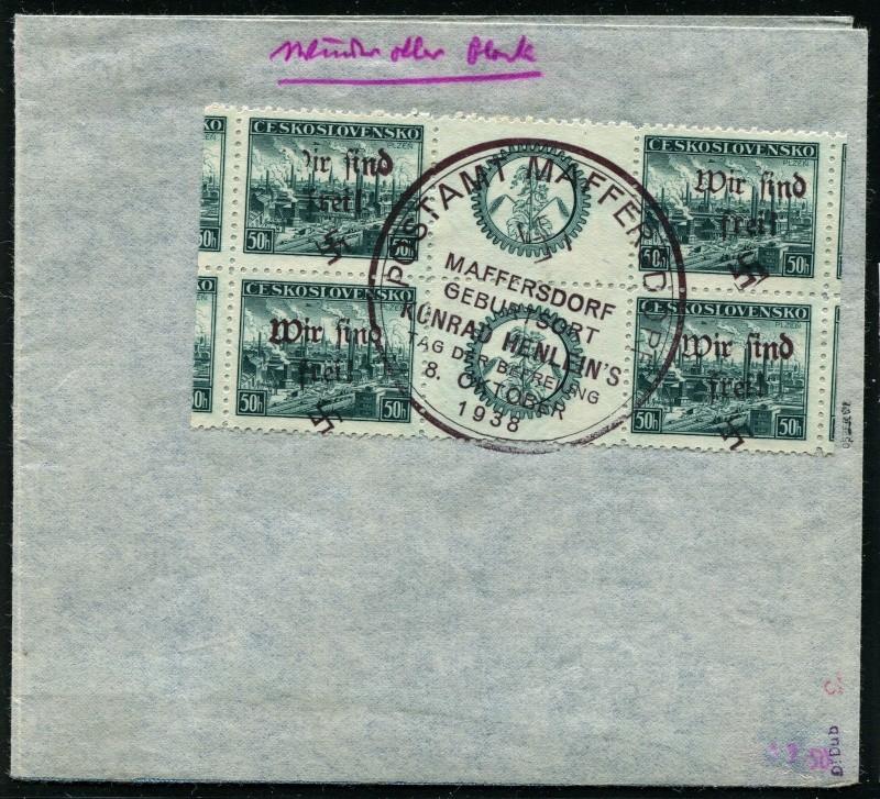 Sudetenland - Ausgabe für Maffersdorf - Seite 2 137_wz14