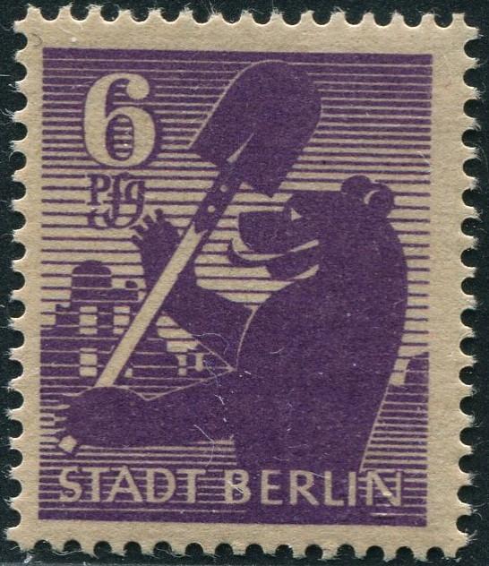 Berlin - Brandenburg (OPD Potsdam) -Sowjetische Besatzungszone- 2_a_a_10