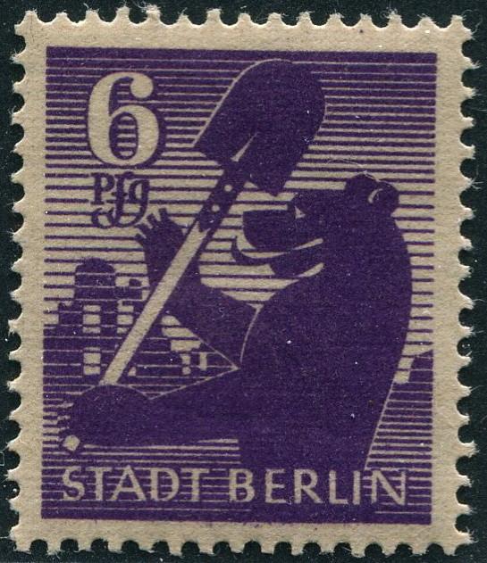 Berlin - Brandenburg (OPD Potsdam) -Sowjetische Besatzungszone- 2_a_a_11