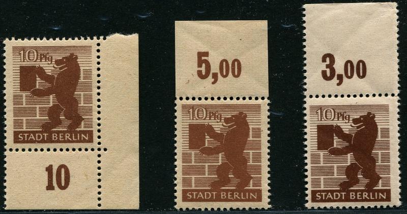 Berlin - Brandenburg (OPD Potsdam) -Sowjetische Besatzungszone- 4_a_a-10