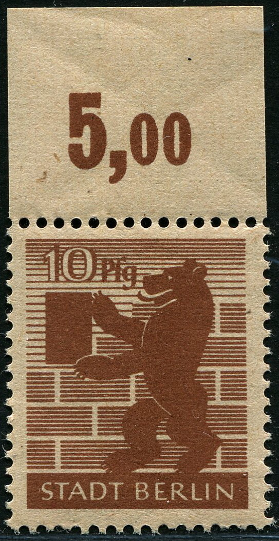 Berlin - Brandenburg (OPD Potsdam) -Sowjetische Besatzungszone- 4_a_b_10