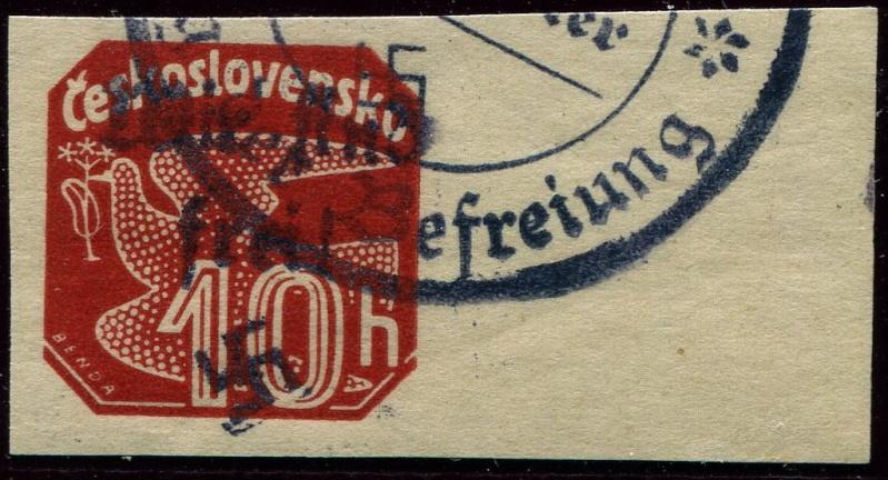 sudetenland - Sudetenland - Ausgabe für Reichenberg 78_ges10