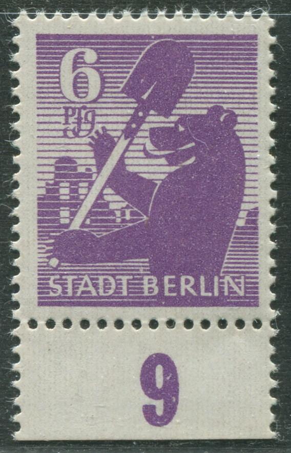 Berlin - Brandenburg (OPD Potsdam) -Sowjetische Besatzungszone- Berlin22