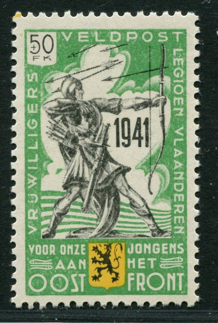 Nachtrag - Deutsche Besetzungsausgaben im II. Weltkrieg - Seite 7 Flamis11