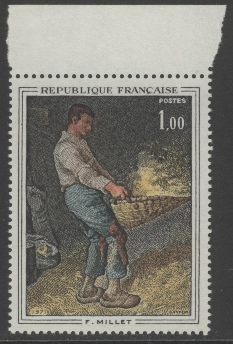 Frankreich`s Gemäldemarken - Seite 2 Frankr11
