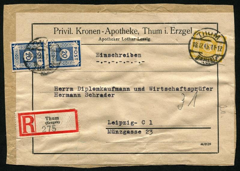 Ostsachsen (OPD Dresden) -Sowjetische Besatzungszone- - Seite 3 Ostsac23