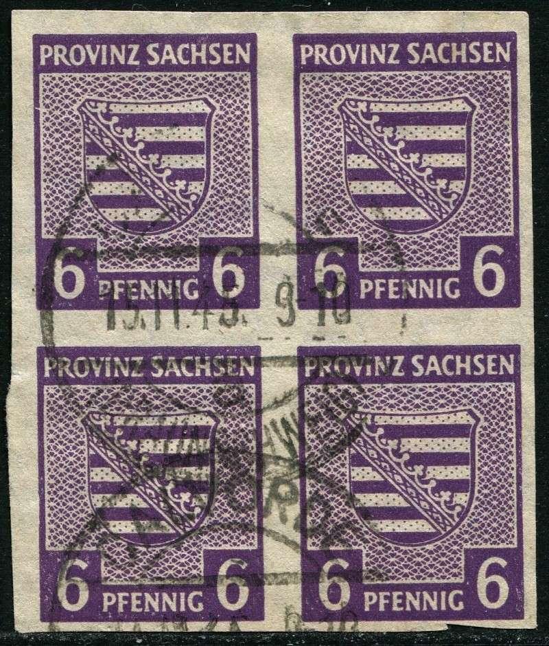 Provinz Sachsen -Sowjetische Besatzungszone Provin11