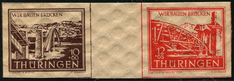 Thüringen (OPD Erfurt) -Sowjetische Besatzungszone- Tharin10