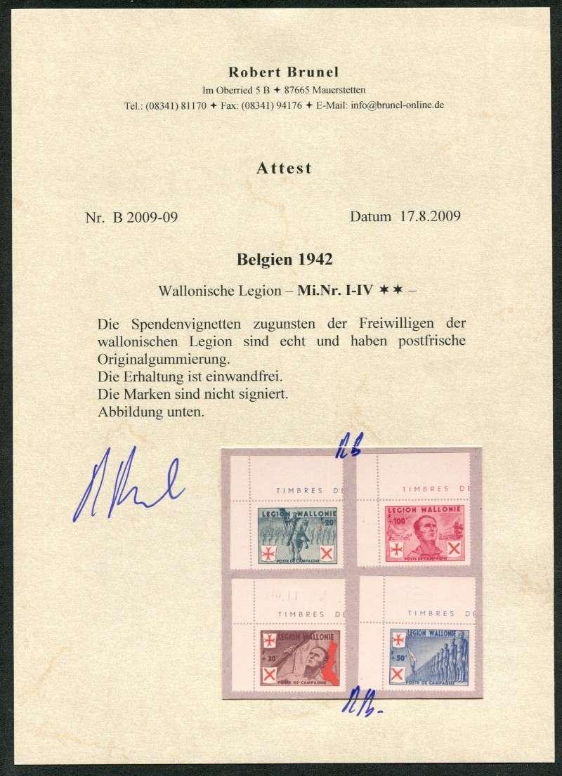 Nachtrag - Deutsche Besetzungsausgaben im II. Weltkrieg - Seite 7 Wallon14