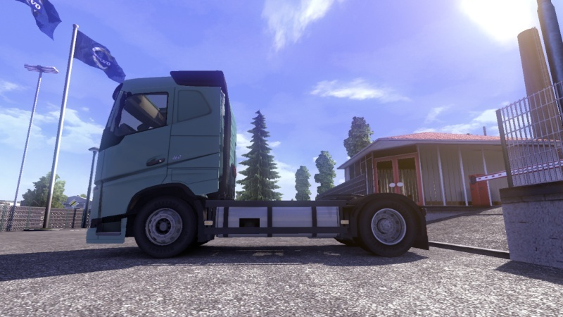 Volvo FH 2013 - Euro Truck Simulator 2 Ets2_011