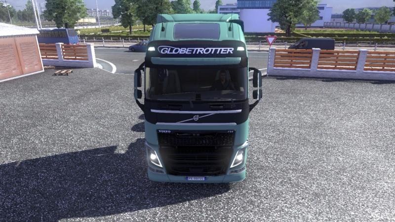 Volvo FH 2013 - Euro Truck Simulator 2 Ets2_012