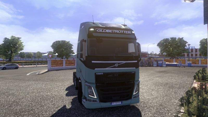 Volvo FH 2013 - Euro Truck Simulator 2 Ets2_013