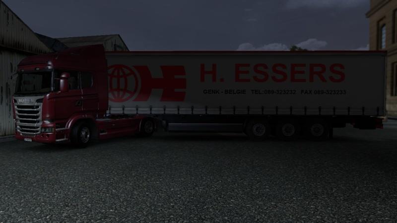 Foto Trailer H. Essers - Mod Pack Trailer by MartinoPio (Euro Truck Simulator 2)  Ets2_040