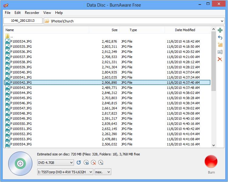 Come masterizzare gratuitamente un DVD - BurnAware Free Free_d10