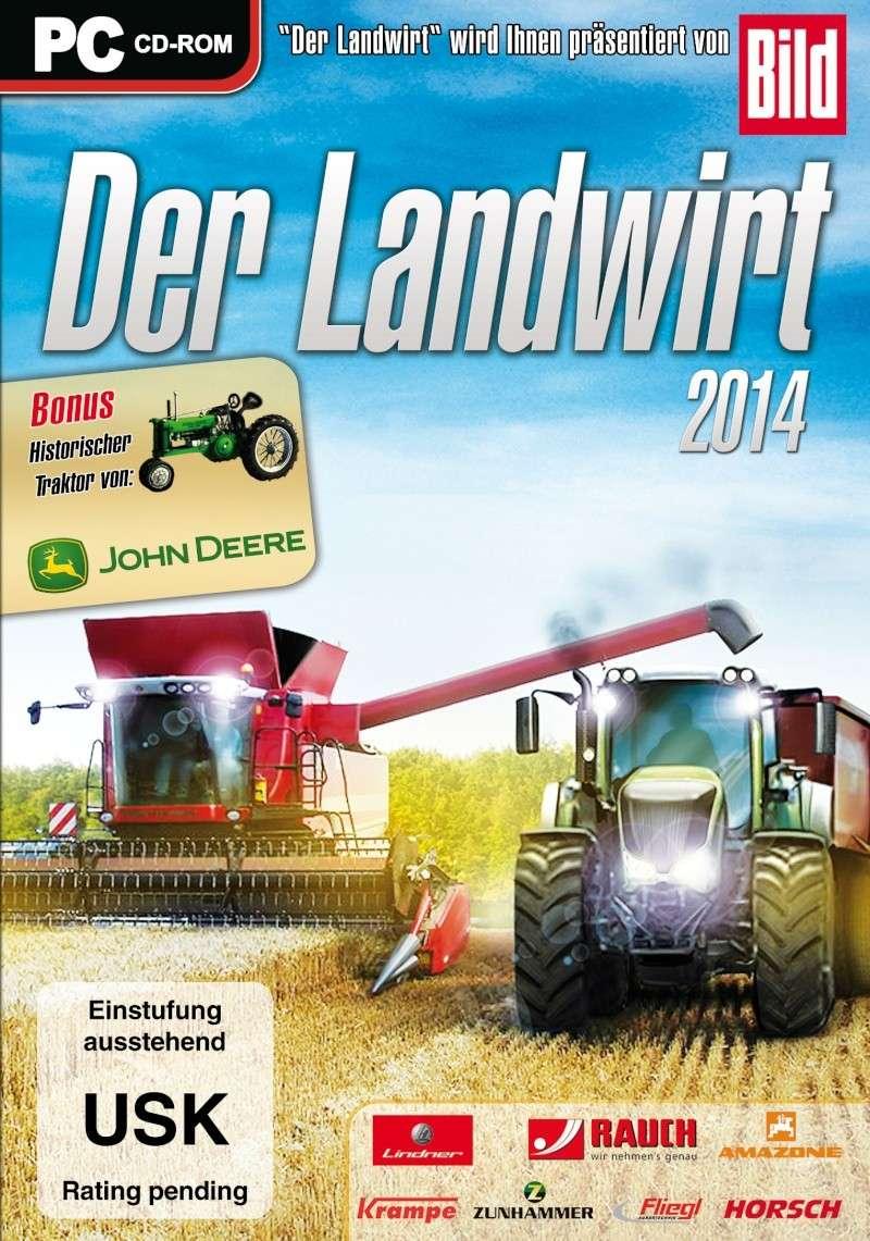 Simulatore di agricoltura - Professional Farmer Packsh10