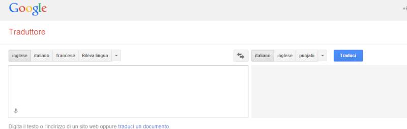 Disattivare la traduzione istantanea su Google Traslate (per connessioni lente) Screen12