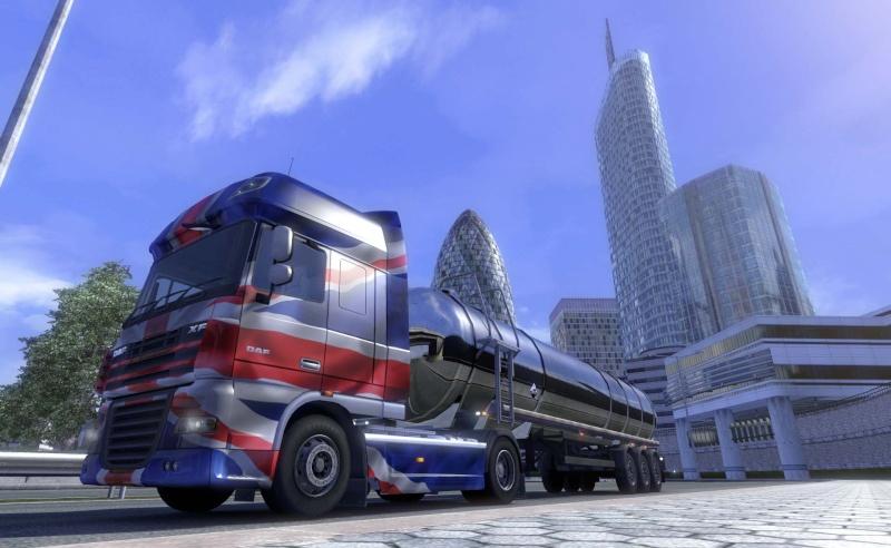 In arrivo nuove verniciature in Euro Truck Simulator 2! Union-10