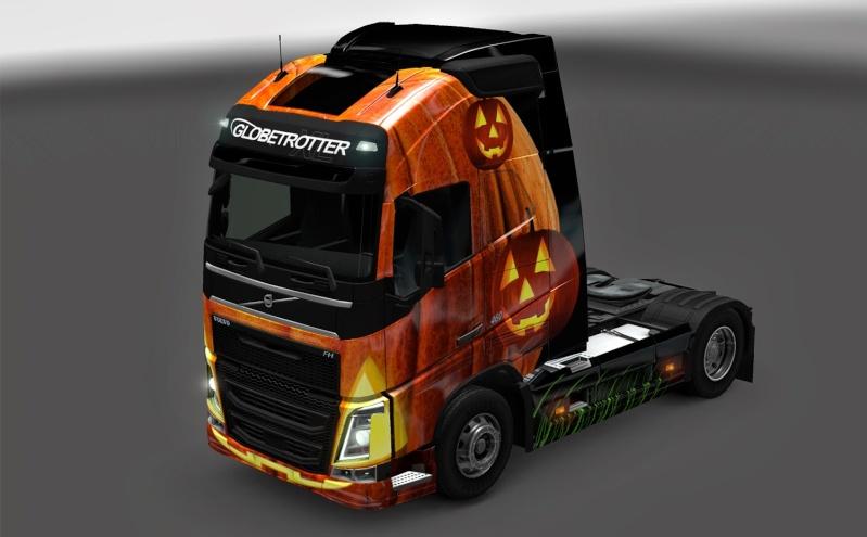 Volvo FH 2013, World Of Truck e altre novità autunnali da parte della SCS Software Volvo_10