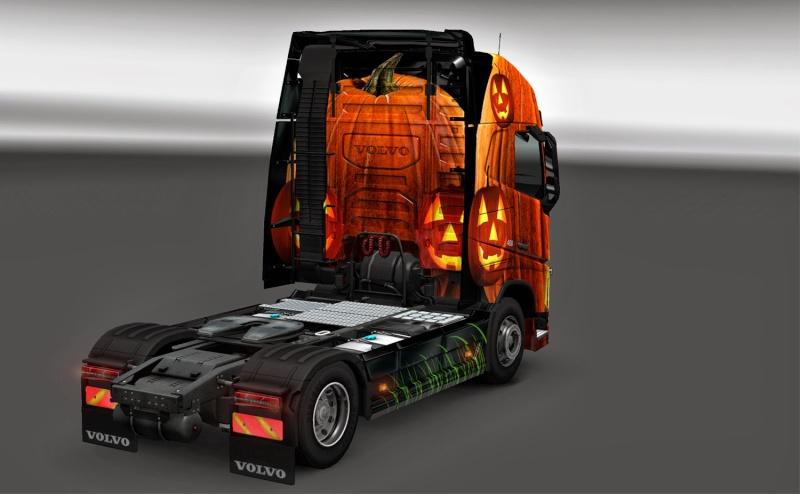 Volvo FH 2013, World Of Truck e altre novità autunnali da parte della SCS Software Volvo_11