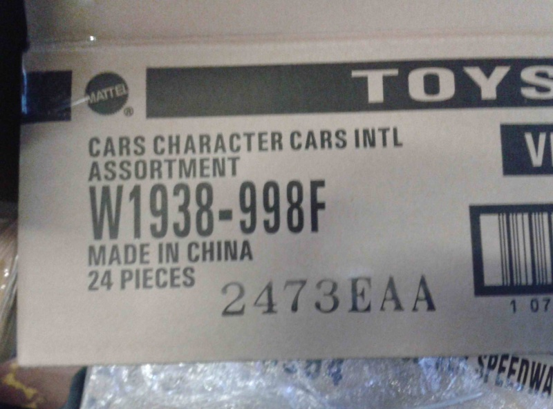 [CARS 2 ] Cases Q USA Y0471-999Q 2013-147