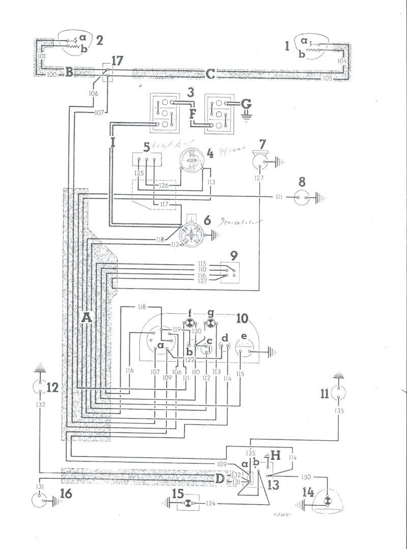 branchement dynamo  r u00e9gulateur sur d35