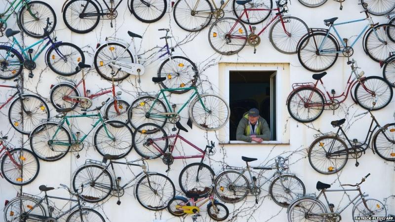 Bikes Past and Present  Bikes10