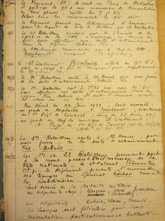 Caserne du 1er zouaves à Casablanca - Page 2 Img_4011
