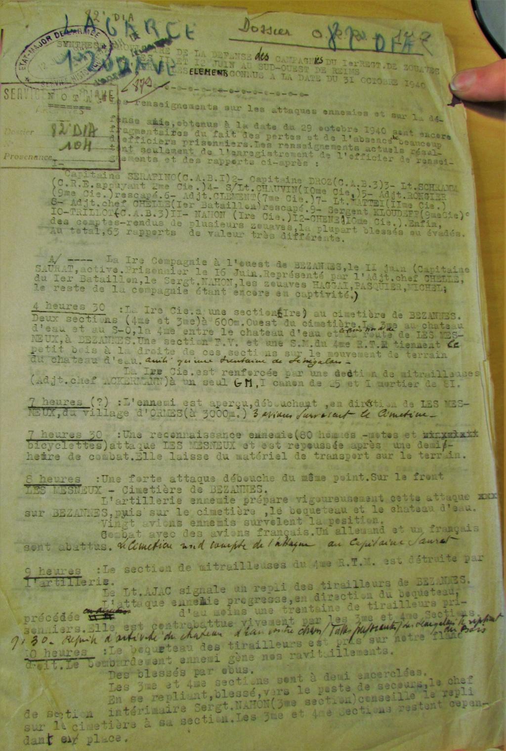 Historique du 1er Zouaves en 1939-1940 - Page 5 Img_4516
