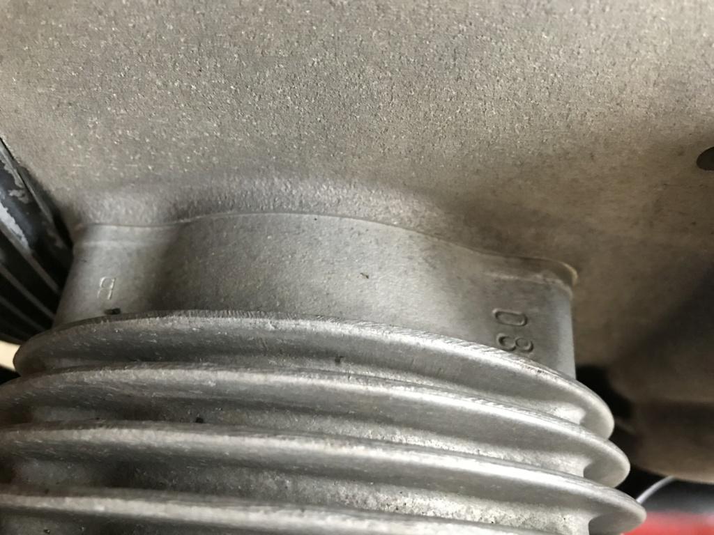 Cylindre de 81 GS 80 33495710