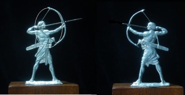Archer égyptien [30mm] Fig03a10