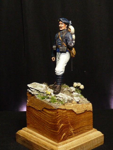 FINI - Infanterie Alpine Peinture par BONO  P1050217