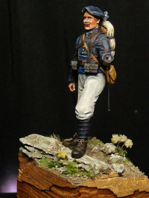 FINI - Infanterie Alpine Peinture par BONO  P1050218