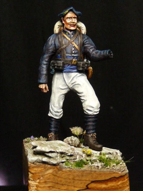 FINI - Infanterie Alpine Peinture par BONO  P1050219