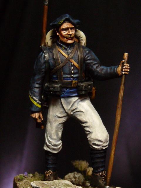 FINI - Infanterie Alpine Peinture par BONO  P1050222
