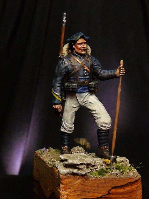 FINI - Infanterie Alpine Peinture par BONO  P1050223