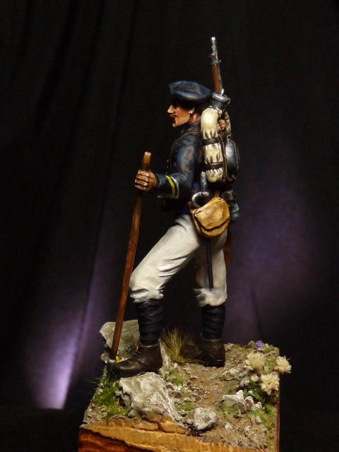 FINI - Infanterie Alpine Peinture par BONO  P1050226