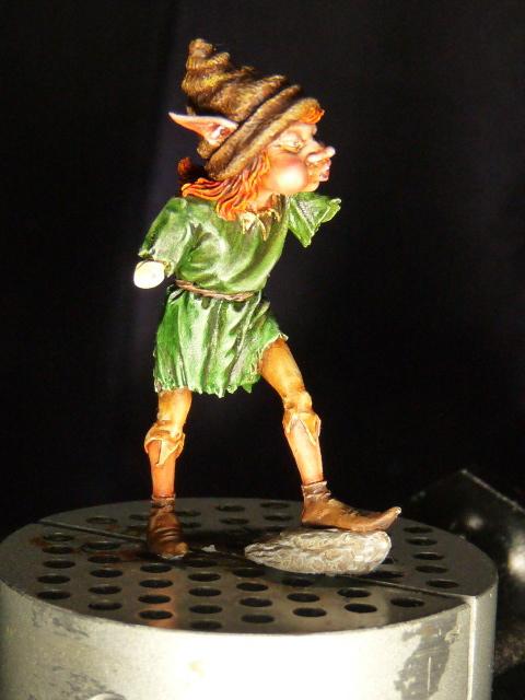FINI - le lutin de Blacksmith Miniatures par BONO P1050310
