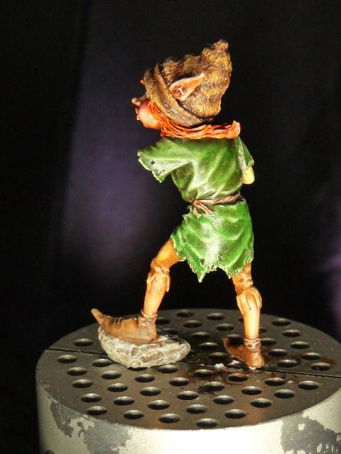 FINI - le lutin de Blacksmith Miniatures par BONO P1050311