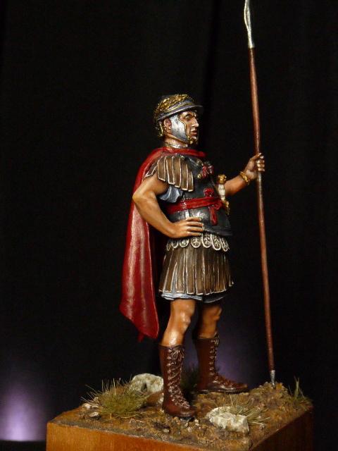 FINI - Pyrrhus 1er, roi d'Epire 306-297 avant JC (Janv-2014) par BONO P1050353